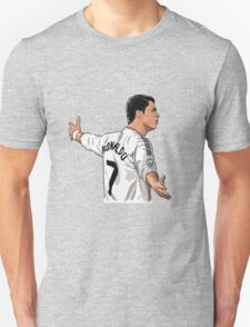 Cristiano ronaldo Real madrid cartoon T-Shirt