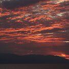 Winter - Light, Sky, Ocean III - Invierno - Luz, Cielo, Oceano by Bernhard Matejka