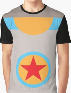 No171 My LUXO JR minimal movie poster Graphic T-Shirt