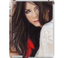 Red ribbon [Ayeron] iPad Case/Skin