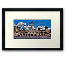 Sultan Abdul Samad Building Framed Print