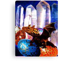 Dragons Lair, Falcor the Feared Canvas Print