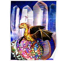 Dragons Lair, Pandora Poster