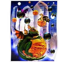Dragons Lair, The Departure Poster
