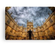 Divinity School - Oxford, England Canvas Print