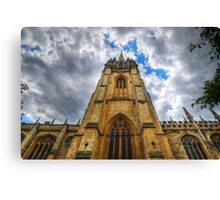 University Church Of St Mary The Virgin - Oxford, England Canvas Print