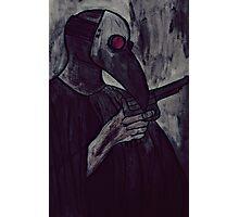 agent of plague Photographic Print