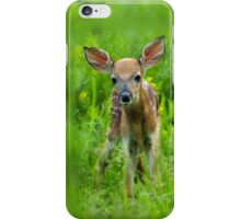 Sweet Little Baby iPhone Case/Skin