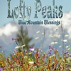 Lofty Peaks - Blue Mountain Blessings Photography by BettyEDuncan