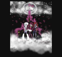 Monster High  One Piece - Short Sleeve