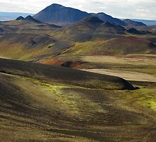 Krafla region, North Iceland by lukasdf