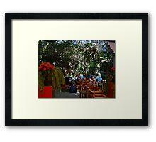 Jungle In The Heart Of Puerto Vallarta - Selva En El Corazon De Puerto Vallarta Framed Print