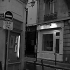 A Paris Street by wendys-designs