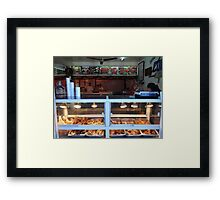 Mexican Butcher - Carnicero Mexicano Framed Print