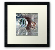 Spherology Framed Print