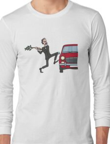 Basil's Fury Long Sleeve T-Shirt