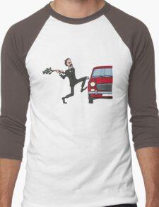Basil's Fury Men's Baseball ¾ T-Shirt