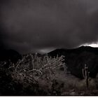 Rain in the White Tank Mountains by TPKid