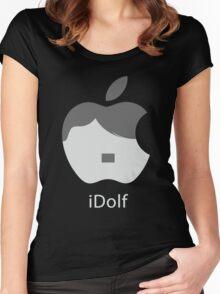 iDolf Women's Fitted Scoop T-Shirt