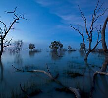 Menindee by Malcolm Katon