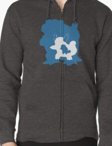 Squirtle Inception Zipped Hoodie