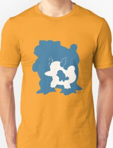 Squirtle Inception Unisex T-Shirt