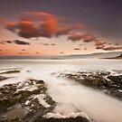 Bamburgh Sunset by Brian Kerr