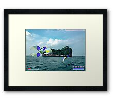 Starfox HD Framed Print