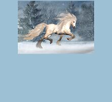 Winter Storm .. the stallions tale Unisex T-Shirt
