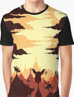 Valley Defenders Graphic T-Shirt