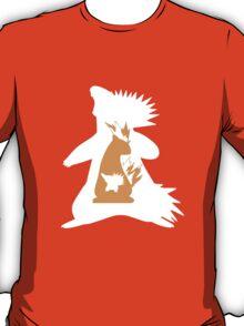 Cyndaquil Inception T-Shirt