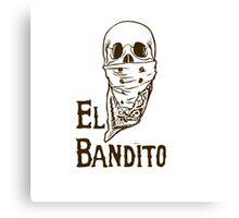 El Bandito Canvas Print