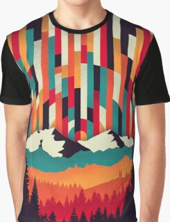 Sunset in Vertical  Graphic T-Shirt