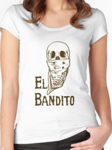 El Bandito Women's Fitted Scoop T-Shirt