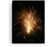 Remember, remember the 5th of November Canvas Print