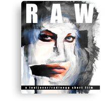 RAW Metal Print