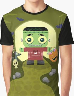 Frankie Goes to Halloween! Graphic T-Shirt