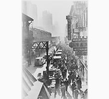 Vintage Photograph of 6th Avenue NYC (1940) Unisex T-Shirt