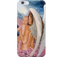 Angel Days iPhone Case/Skin