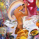 Aquarius Coming by Graeme  Stevenson
