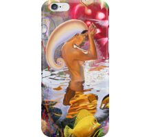 Aquarius Coming iPhone Case/Skin
