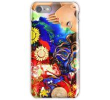 Asleep in the Garden iPhone Case/Skin
