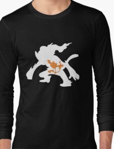 Chimchar Inception Long Sleeve T-Shirt