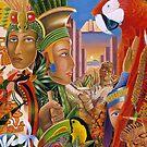 Aztec Days by Graeme  Stevenson
