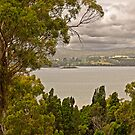 Storm Clouds Over the Tamar by TonyCrehan