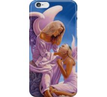 Birth of an Angel iPhone Case/Skin