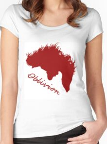 Dan Smith - Hair - Oblivion Women's Fitted Scoop T-Shirt