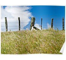 rural skyline Poster