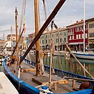Sunday in Cesenatico by Rae Tucker