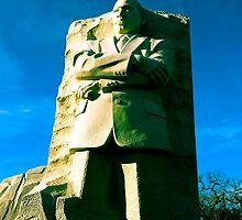 MLK birthday by Deweyreg